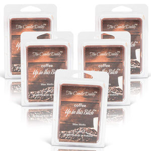 5 pack- Coffee Up In This Bitch Wax Melts